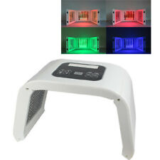 4 Color Led Photon Pdt Light Lamp Skin Rejuvenation Therapy Face Beauty Machine