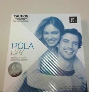 Pola  White Teeth Advanced Home System Gel 6% 4x1.3g Pack