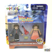 Back to the Future Minimates Enchantment Under the Sea Rockin' Marty & Lorraine