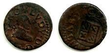 LUIS XIII/XIV (INVASIÓN FRANCESA EN CATALUÑA). DINERO. CECA DE VIC