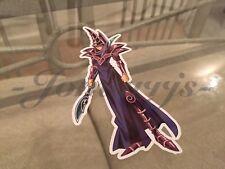 Yu-Gi-Oh - Anime - Dark Magician Standing Sticker Decal Vinyl Comic Yugi Yami