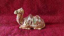 "2002 Thomas Kinkade ""Seated Camel"" statue- Retired"