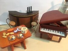Dolls House Pub Items Job Lot. 1/12th