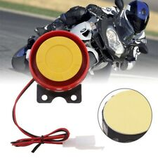 Universal 12V Motorcycle Scooter ATV Raid Air Siren Small Electric Horn Alarm RS