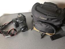 Canon EOS 1300D 18Mpx SRL Camera Digitale con Obiettivo EF-S 18-55mm - Nera