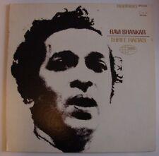 RAVI SHANKAR - Three Ragas - LP - WPS21438 - Gatefold - Traditional - Folk - USA