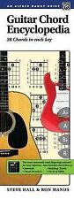 Guitar Chord Encyclopedia: 36 Chords in Each Key, Comb Bound Book by Steve Hall