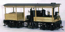 BANTA MODELWORKS BACHMANN On30 SHAY LONG WOOD CAB Railroad Unpainted Kit BMT2101
