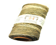 205 FT Roll Brown Variegated Natural Hemp Cord 1MM