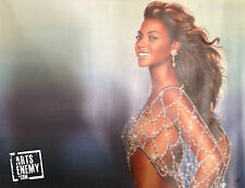 Beyonce Knowles - Hand OIL PAINTING canvas POP ART 4 sasha fierce music signed