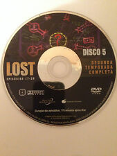 Lost - Season 2 - Disc 5 Only (DVD, 2006) DVD Disc Only - Replacement Disc