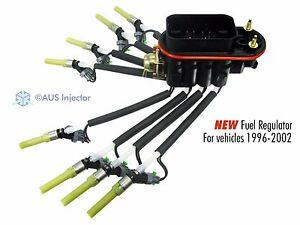 AUS injection HIGH FLOW 62 Lbs/hr fit GM {5.0L & 5.7L} 1996-200 [CP-10722-62-8]