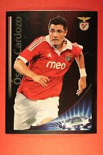 PANINI CHAMPIONS LEAGUE 2012/13 N. 479 BEST PLAYER CARDOZO BENFICA BLACK MINT!