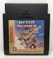 Nintendo NES After Burner Tengen Video Game Cartridge *Authentic/Cleaned/Tested*