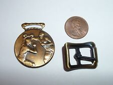 Vintage Boxers Boxing Watch Fob