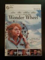 Wonder Wheel RARE OOP DVD COMPLETE WITH CASE & COVER ART BUY 2 GET 1 FREE