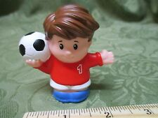 Fisher Price Little People Boy Man Jack Soccer Ball Playert New Replacement Part