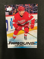 2019-20 U.D. Young Guns-FILIP ZADINA R.C.