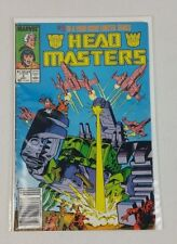 Marvel Comics Transformers Head Masters # 2