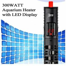 MWGears HL-338 300w Submersible Aquarium Heater with LED Temperature Display