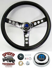 "1970-1987 Dodge 2wd pickup steering wheel CLASSIC MOPAR 13 1/2"" Grant"