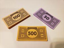 MONOPOLY EMPIRE Replacement Parts Pieces - Paper Money