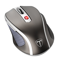 VicTsing 2400 DPI Wireless Optical Mouse Mice 6 Buttons for PC Laptop WIN 10/8/7