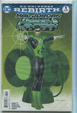 Hal Jordan And The Green Lantern Corps #1 NM Rebirth   Cover C   CBX12A
