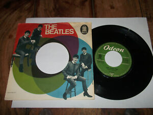 "7"" THE BEATLES  "" SHE LOVES YOU "" 1963 / BEAT / POP / ROCK / 60er JAHRE /"