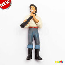 Disney Prince Eric Figure Cake Topper From The Little Mermaid Deluxe Set