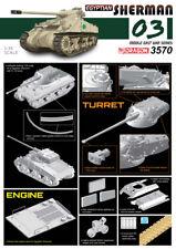 1/35 Dragon Egyptian Sherman #3570