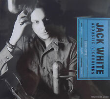 JACK WHITE CD x 2 Acoustic Recordings 1998-2016 New and Sealed Third Man