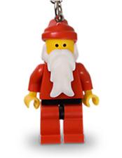 LEGO MINIFIGURE KEYRING / KEY CHAIN - SANTA- 850150 - NEW