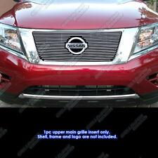 Fits 2013-2016 Nissan Pathfinder Aluminum Billet Grille Insert