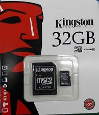 Memory Card 32gb Micro SD Class10 Wholesale With Adapter For phones only
