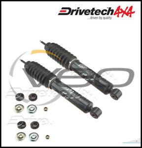 HOLDEN COLORADO RC 3.0L 2WD/4WD 7/08-5/12 FRONT DRIVETECH 4X4 ENDURO GAS SHOCKS