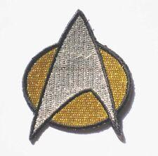 STAR TREK NEXT GENERATION UNIFORM embroidered badge Patch 5x6 cm