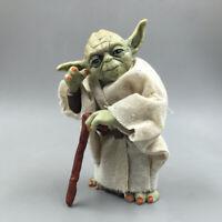 "4.7""Jedi Master Yoda Best Gift Star Wars Black Series PVC Legends Action Figure"