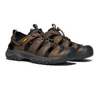 Keen Mens Targhee III Walking Shoes Sandals - Brown Sports Outdoors Waterproof