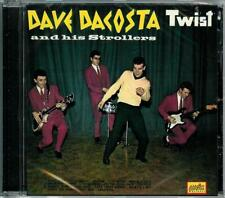 "DAVE DACOSTA & his STROLLERS  "" Twist ""  Magic CD"