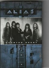 ALIAS - HAUNTED HEART CASSETTE SINGLE