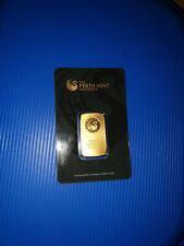 Goldbarren 20 Gramm Australien PERTH MINT 20 g im Blister mit Zertifikat