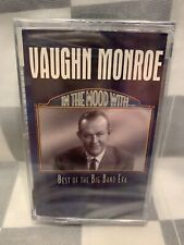 In the Mood With by Vaughn Monroe (Cassette, May-2002, BMG Special Products) NEW