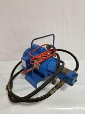 Viking / Idex Hydraulic Pump Sg-0570-Cov w / Baldor 1Hp Cl 3510 Tefc Motor