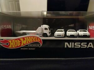 NEW 2021Hot Wheels 2021 Nissan Skyline GTR Box Set