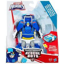 Playskool Héroes Transformers Rescue Bots Chase la policía-bot (B3487)