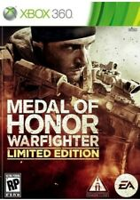 Medal of Honor: Warfighter Limited Edition (Microsoft Xbox 360, 2012) VG Tested