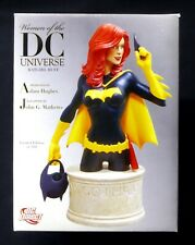 Batgirl  Bust Statue Series 1 Women of the DC Universe New  DC Comics Amricons .
