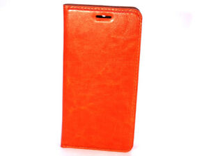 Nokia 5 Leather Wallet Case Card Slot Stand Function Protective Case