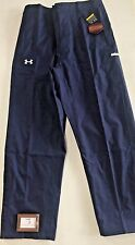 UNDER ARMOUR MENS SIZE 3XL TEAM ARMOURSTORM GOLF PANTS BLUE COLDGEAR NEW NWT
